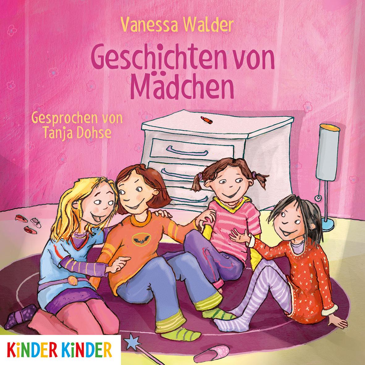 Geschichten von Mädchen Vanessa Walder