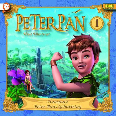 01: Hausputz / Peter Pans Geburtstag - Karussell (Universal Music) - Audio CD, Deutsch, , Hörspiel, Hörspiel