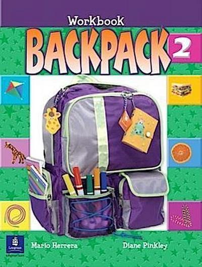 Backpack, Level 2 Workbook [Taschenbuch] by Herrera