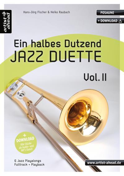 Ein halbes Dutzend Jazz-Duette Vol. 2 - Posaune