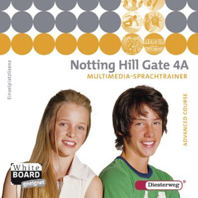 Notting Hill Gate, Ausgabe 2007 8. Schuljahr, CD-ROM 'Multimedia-Sprachtrainer'