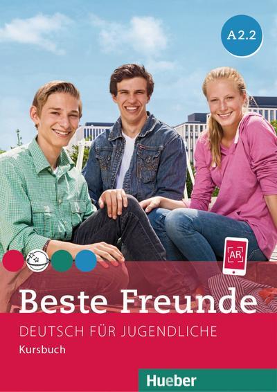 Beste Freunde A2/2. Kursbuch