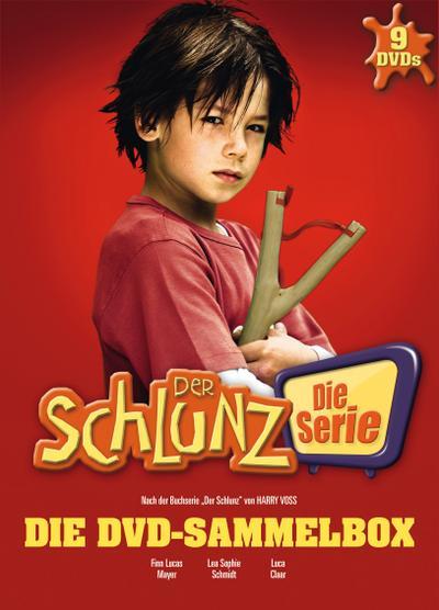 Der Schlunz - Die Serie 9 DVD-Videos