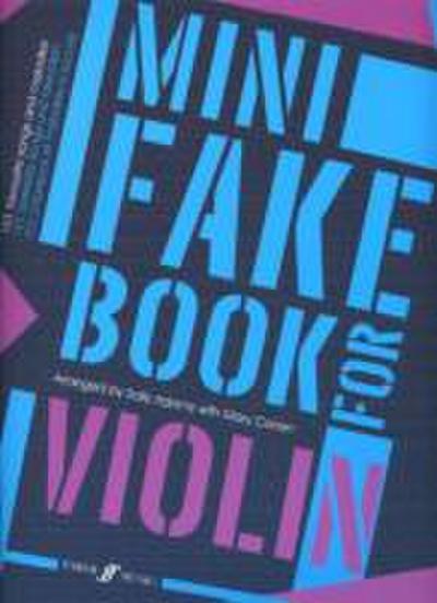 Mini Fake Book for Violin