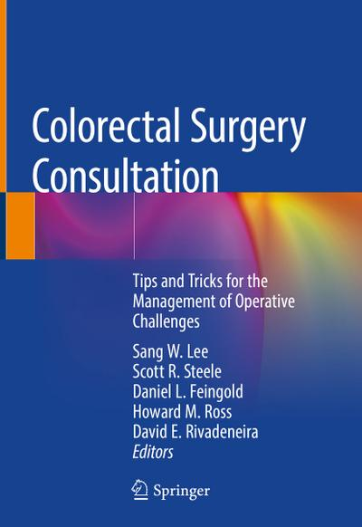 Colorectal Surgery Consultation