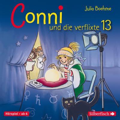 Conni und die verflixte 13, 1 Audio-CD
