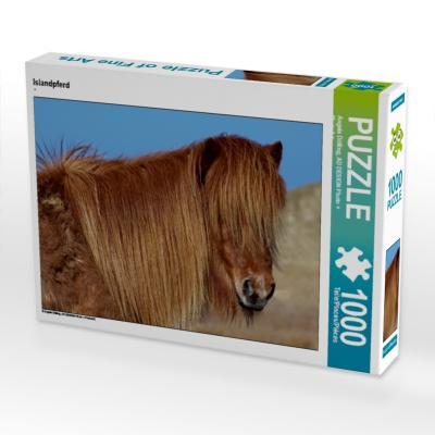 Islandpferd (Puzzle)