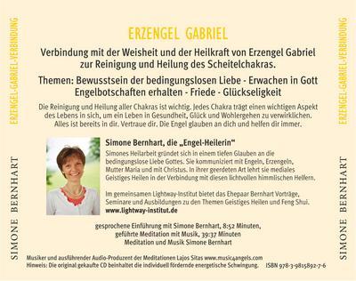 Erzengel-Gabriel-Verbindung - Dein Engel der Offenbarung, Audio-CD