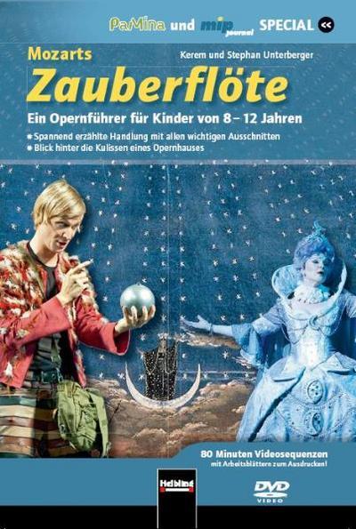 Mozarts Zauberflöte. DVD