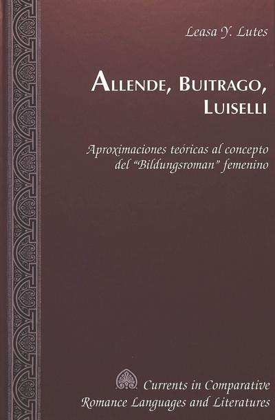 Allende, Buitrago, Luiselli