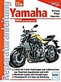 Yamaha MT 07; ab Modelljahr 2014; Reparaturan ...