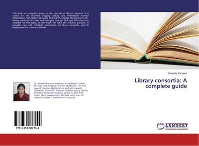 Library consortia: A complete guide