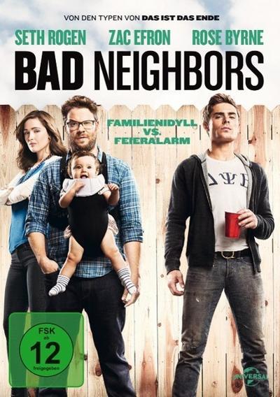Bad Neighbors, 1 DVD