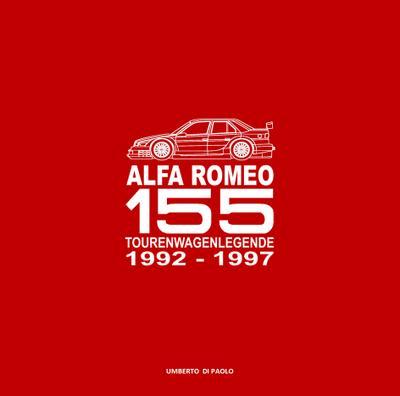 Alfa 155 Tourenwagenlegende