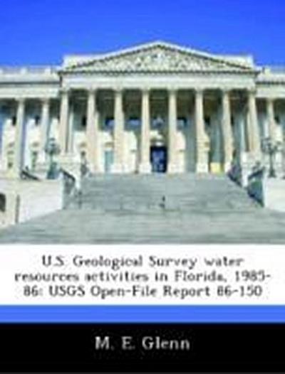 Glenn, M: U.S. Geological Survey water resources activities