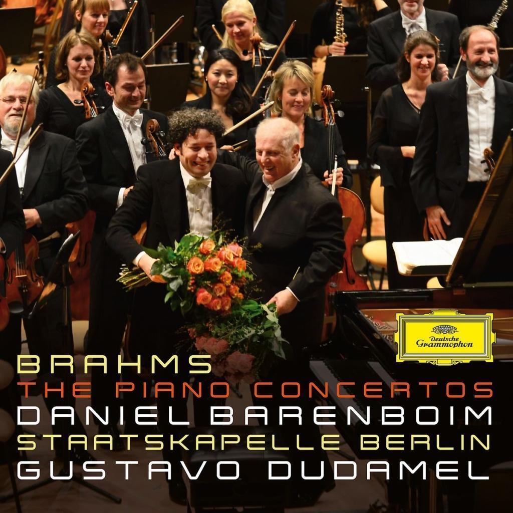 The Piano Concertos, Johannes Brahms