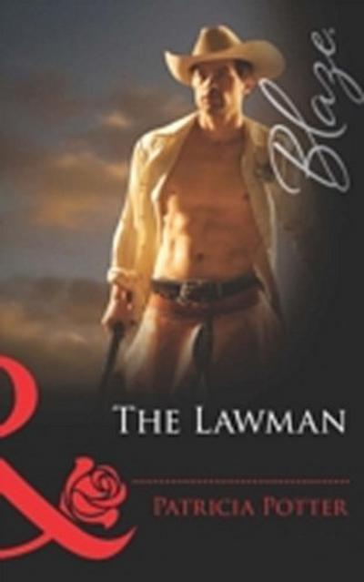 Lawman (Mills & Boon Blaze) (Blaze Historicals, Book 8)