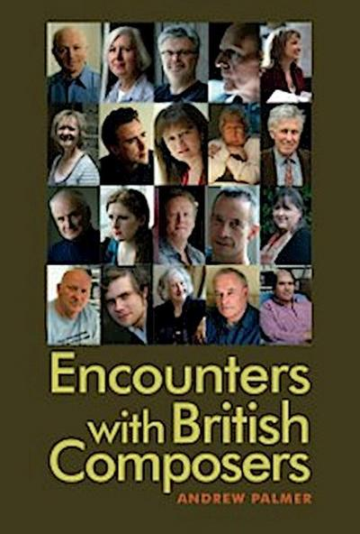 Encounters with British Composers