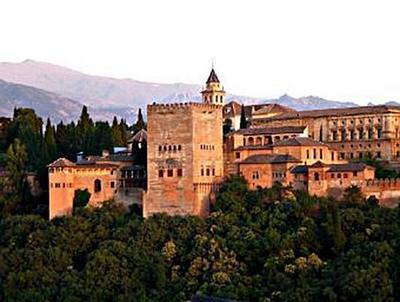 Granada - 200 Teile (Puzzle)