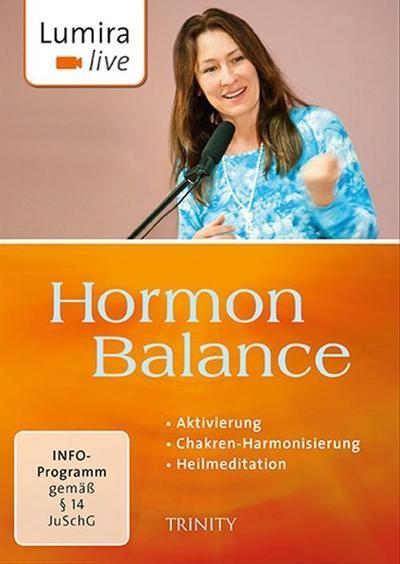Hormon-Balance, DVD - Trinity - DVD, Deutsch, Lumira, Aktivierung I Chakren-Harmonisierung I Heilmeditation, Aktivierung I Chakren-Harmonisierung I Heilmeditation