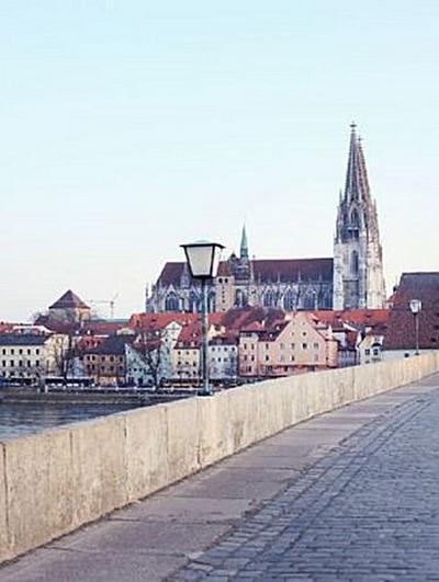 Regensburg - 100 Teile (Puzzle)