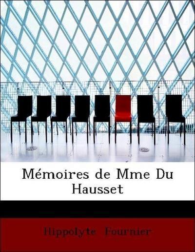 Mémoires de Mme Du Hausset