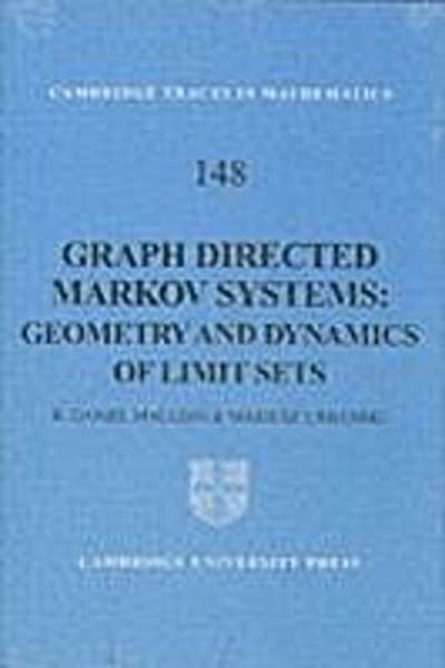 Graph Directed Markov Systems