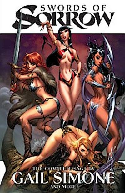 Swords Of Sorrow: The Complete Saga