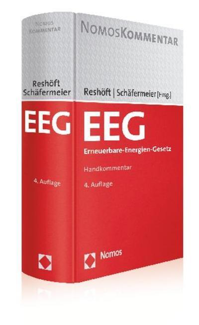 Erneuerbare Energien-Gesetz (EEG), Handkommentar
