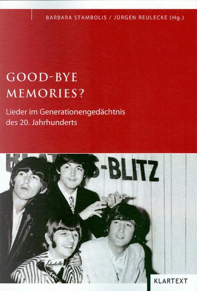 Good-bye memories?