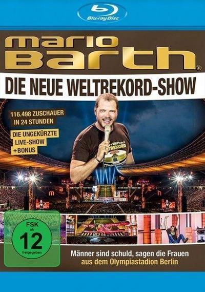 Mario Barth - Die neue Weltrekord-Show: Männer sind schuld, sagen die Frauen