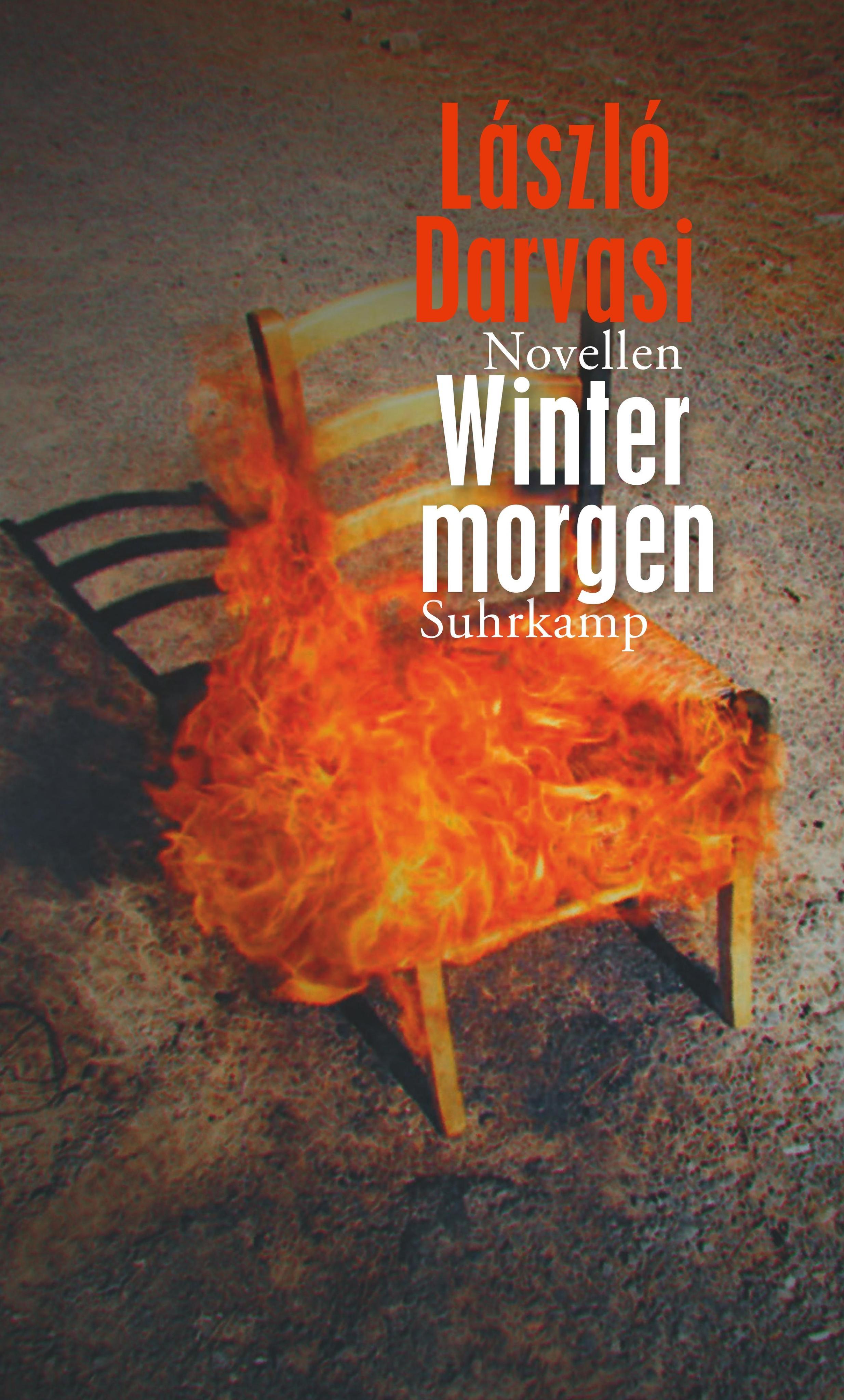 Wintermorgen László Darvasi 9783518425527