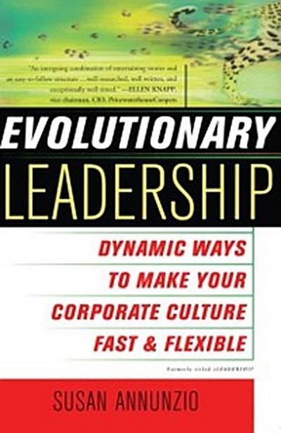 Evolutionary Leadership