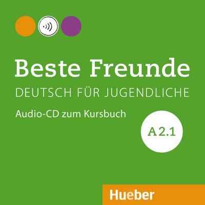 Beste Freunde A2/1. Audio-CD zum Kursbuch