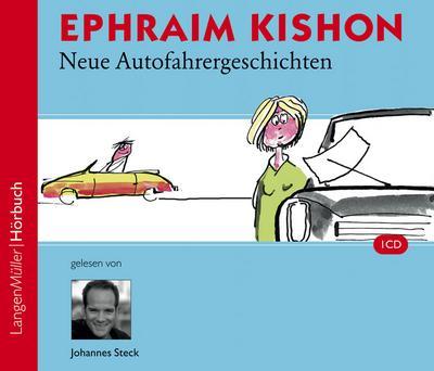 Neue Autofahrergeschichten, Audio-CD
