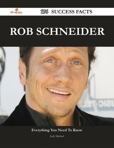Rob Schneider 176 Success Facts - Everything you need to know about Rob Schneider