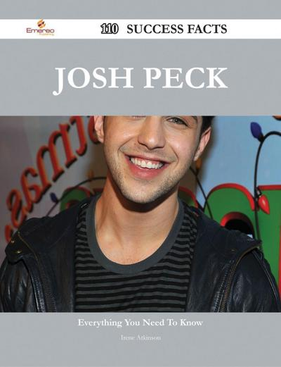 Josh Peck 110 Success Facts - Everything you need to know about Josh Peck