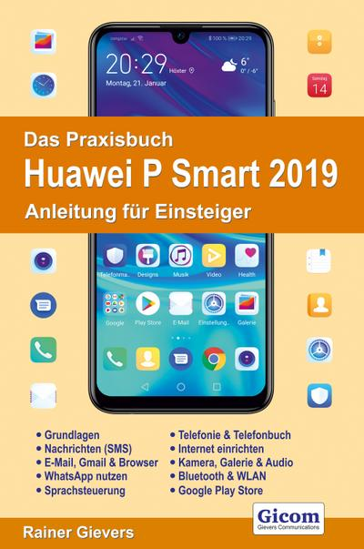 Das Praxisbuch Huawei P Smart 2019