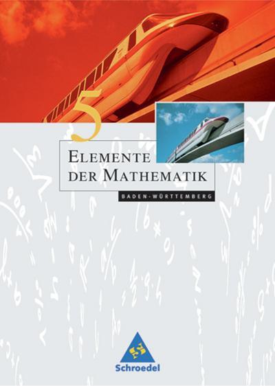 Elemente der Mathematik SI - Ausgabe 2004 für Baden-Württemberg
