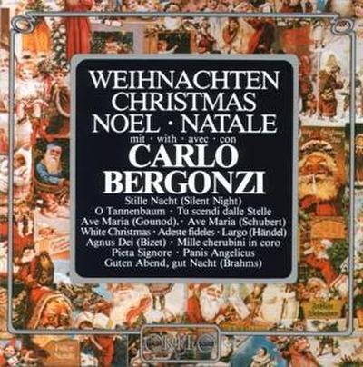 Weihnachten mit Carlo Bergonzi