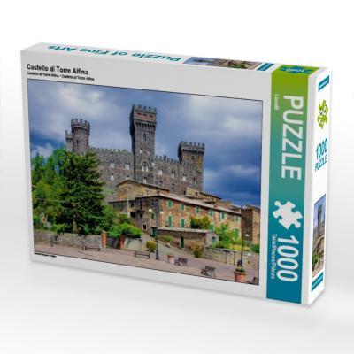 Castello di Torre Alfina (Puzzle)