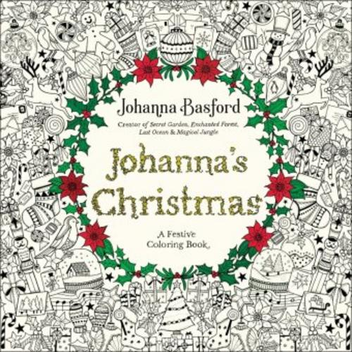 Johanna's Christmas Johanna Basford