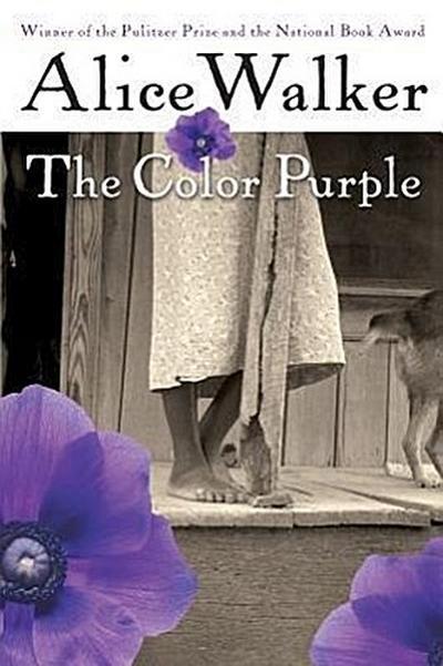 Color Purple (Harvest Book)