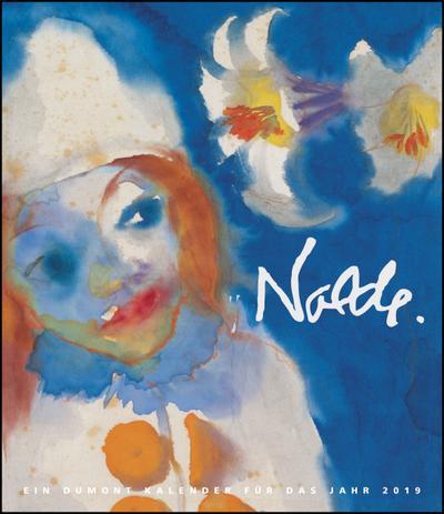 Emil Nolde 2019. Aquarelle und Gemälde
