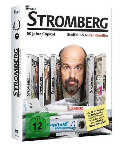 Stromberg-Box - Staffel 1-5 & der Kinofilm