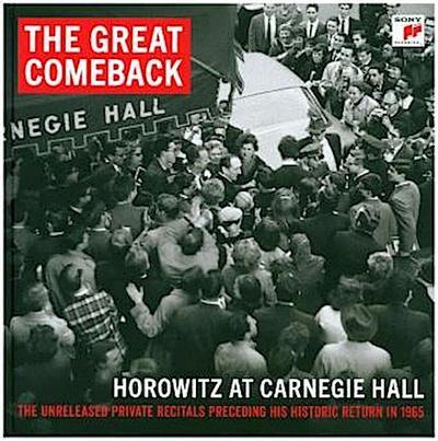 Vladimir Horowitz-The Great Comeback