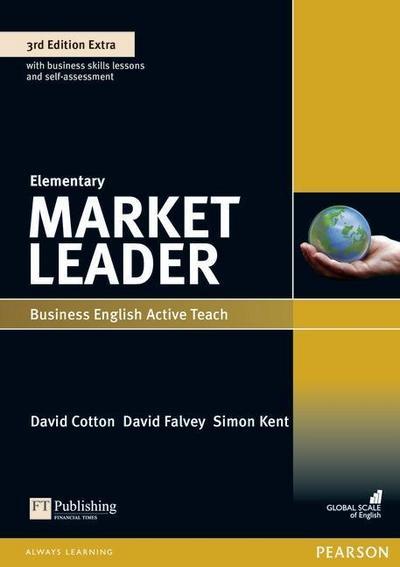 Market Leader. Elementary Active Teach CD-ROM