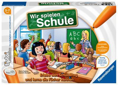 tiptoi® tiptoi® Wir spielen Schule (Spiel-Zubehör)