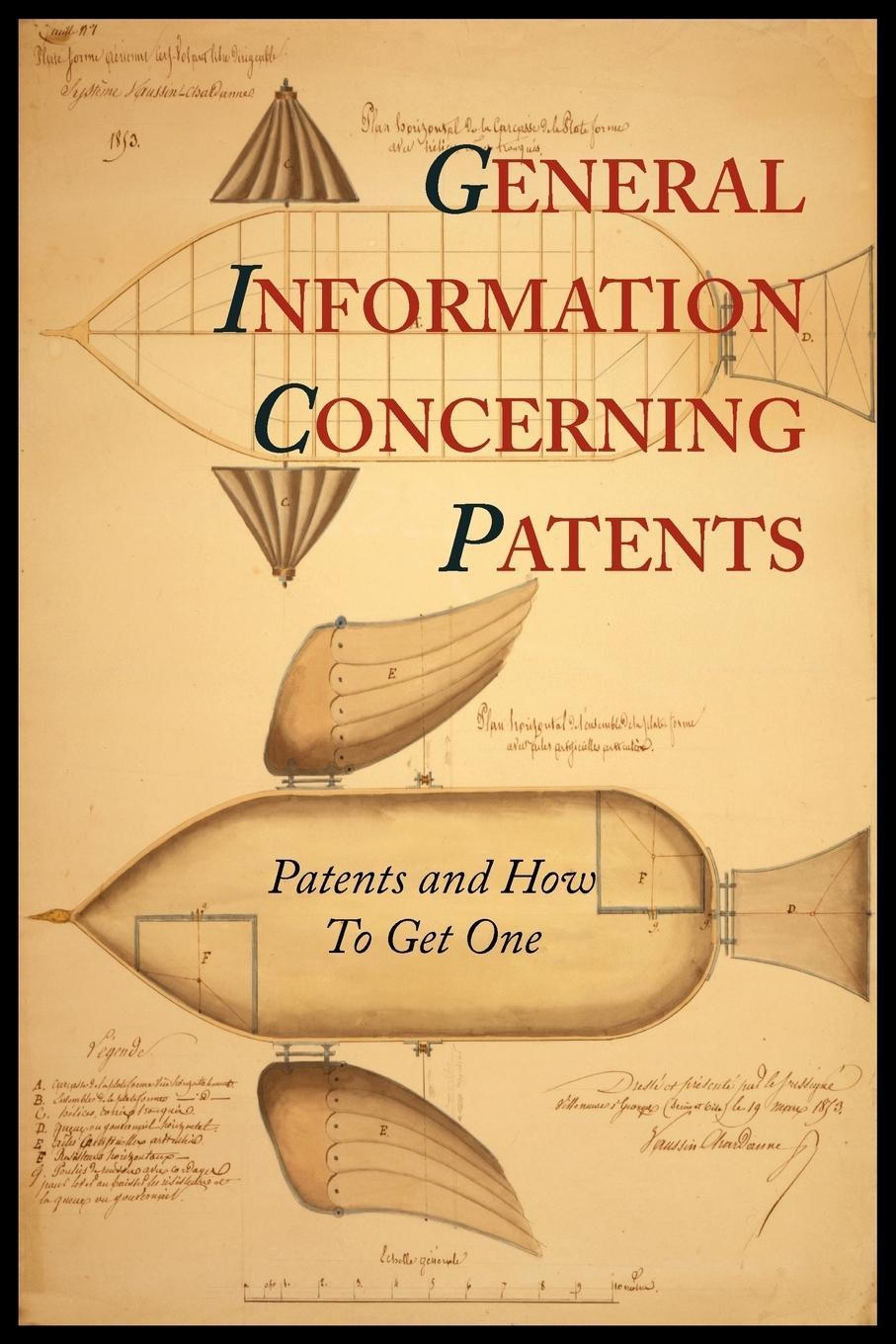 General Information Concerning Patents [Patents and How to Get One Patent a ...