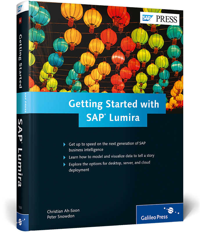 Getting Started with SAP Lumira Christian Ah-Soon